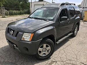 2008 Nissan Xterra 4x4 /Accident free /Certified&Etested