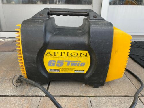Appion G5TWIN Twin Cylinder Recovery Unit