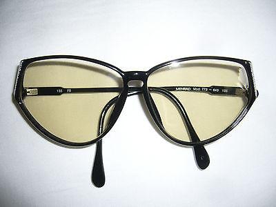 Original Menrad Sonnenbrille Oversized, auch als Kontaktlinsen Neuwertig