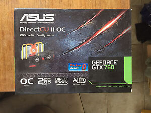 Asus GeForce GTX 760 (2GB)
