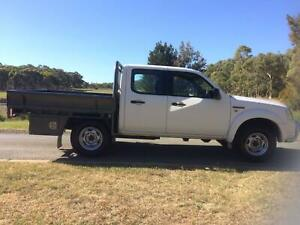 Rare Beauty - 2008 Ford Ranger Turbo Diesel Ute with Low KLMS