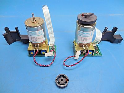 Pittman Motor 9413d319 3140-0665 Rev. G 19.1 Vdc Lot Of 2