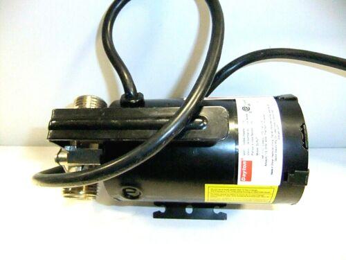 Dayton 5UXL7 Utility Flexible Impeller Pump