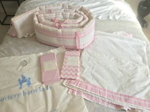 Pottery Barn Nursery Bedding