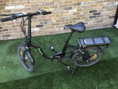 Folding Electric Bike Unisex (Nearly New)