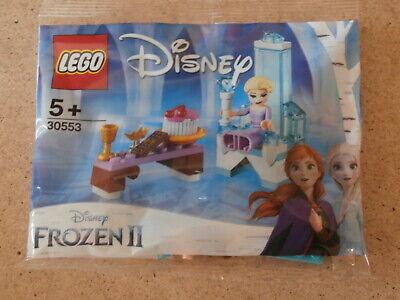 LEGO Polybag 30553 - Disney Frozen 2 Elsa Hivernal du Trône Winter Throne Neuf