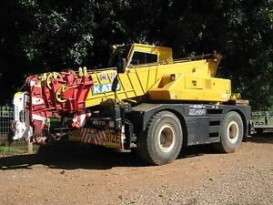 Kato Rough Terrian Crane Kununurra East Kimberley Area Preview
