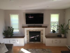 Custom furniture, remodeling and carpentry