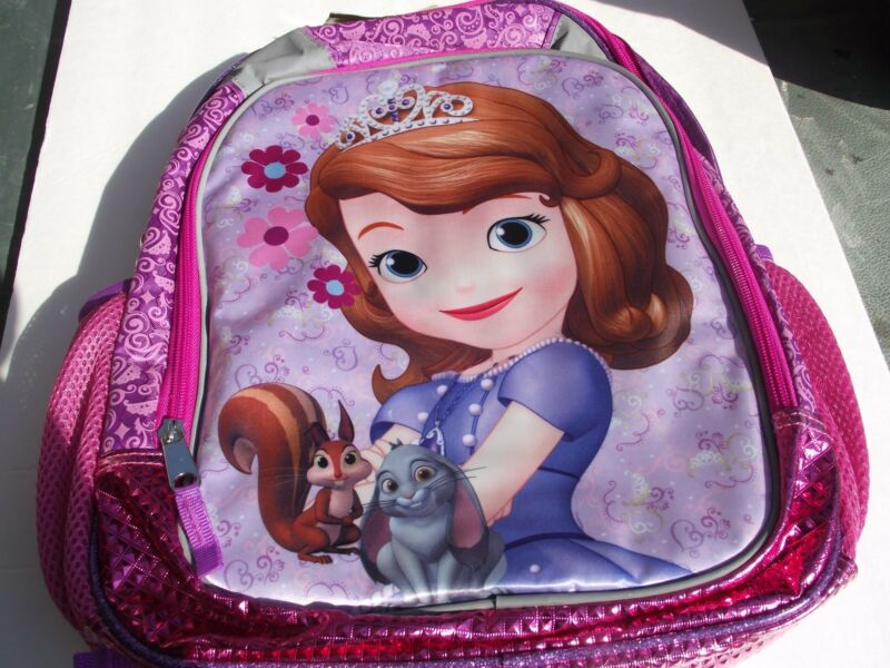 DISNEY SOFIA THE FIRST  METALIC PACK NEW FREE SHIPPING