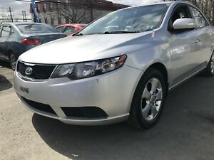 $$2010 KIA Forte EX FINANCING AVAIL!ONLY 95K km