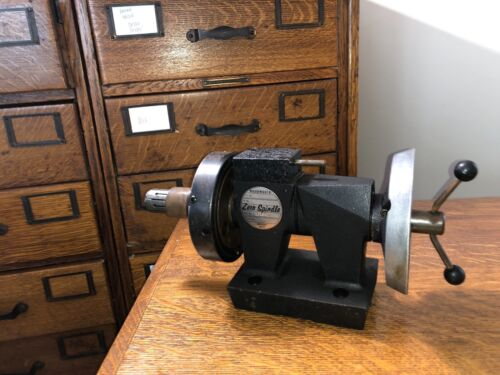 Woodworth Zero Spindle SYSTEM FIXTURE AD-014