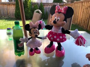 Interactive Minnie Mouse dolls