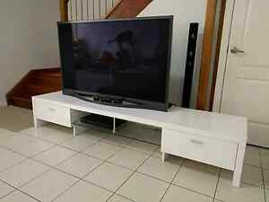 TV Unit White $450 Negotiable 2400mmL x 410mmH x 580mmD Cabramatta West Fairfield Area Preview