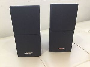 Bose double cube speakers (pair) Mayfield East Newcastle Area Preview