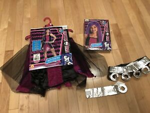 Monster High costume  Spectra Vondergeist size 8-10