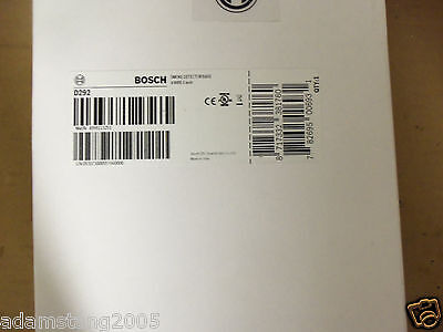 New Bosch D292 Detector Base Fire Alarm 4 Wire
