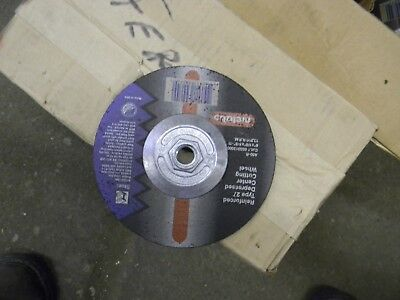 Metabo 6 X 18 X 58-inch-11 A30r Type 27 Cutting Grinder Slicer Wheel - 20pk