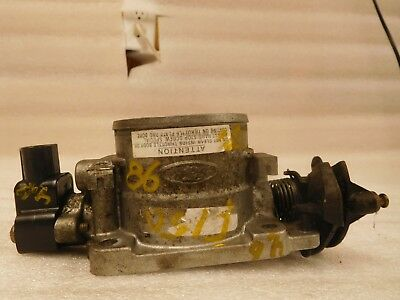 1998  Ford  F150  Throttle  Body  Assembly   4.6L