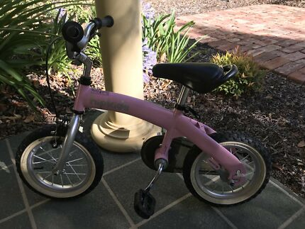 Hip Kids 3 in 1 bike for 2-5 year old in great condition