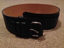 Scanlan and Theodore wide waist belt Nelson Bay Port Stephens Area Preview