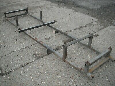 Triumph TR6 Bodyshell transportation frame