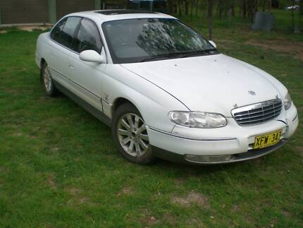 2001 Holden Statesman Armidale 2350 Armidale City Preview
