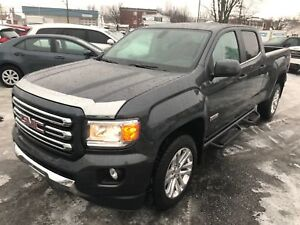 2016 GMC Canyon SLE**inclus 2 sets mags/pneus été**