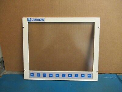 Centroid Front Face Screen Ekeys Rev 011127 94v-0 2co 0250 Used