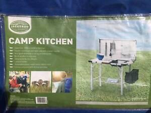folding camp kitchen