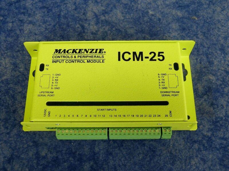 Mackenzie ICM-25-MPE Peripherals Input Control Module for MACFI-MP-40