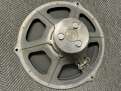 Siemens Klangfilm KL405 / 6kl.lsp.8 T14 vintage speaker!