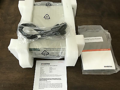 GW Instek GFG-8219A Function Generator, BRAND NEW IN ORIGINAL BOX