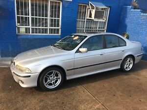BMW E39 528i 2000 Automatic now wrecking! Northmead Parramatta Area Preview