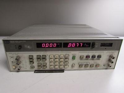 1pc Used Agilent Hp 8903b Audio Analyzer Dhl Or Ems P757 Yl