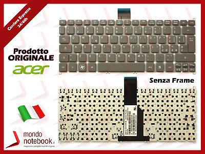 Tastiera Notebook ACER Aspire One 725 756 Aspire S3-371 S5-391 V5-121 S3-951...