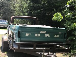 1970 Ford complete body just out of the Smokies