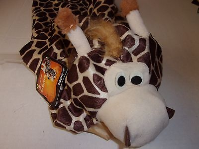 Xxs Puppy Halloween Costumes (GIRAFFE dog costume pet dress up Petco halloween XXS XS S M L new puppy clothes)