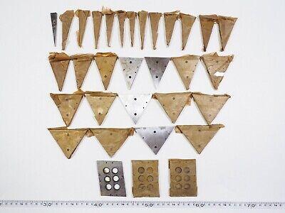 Fromeu Precision Angle Gauge Block Set 32 Pcs Grade1 Przisionswinkel Satz Ussr