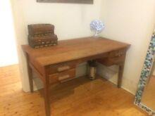 Antique desk McMahons Point North Sydney Area Preview