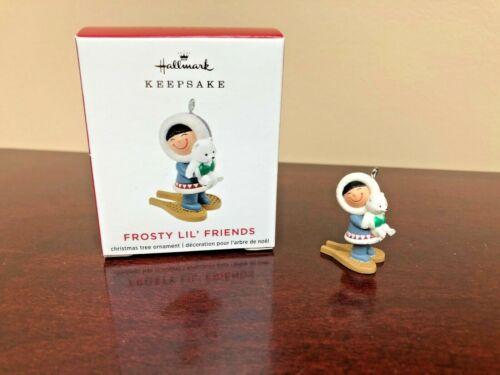 2020 Hallmark Miniature Ornament Frosty Lil