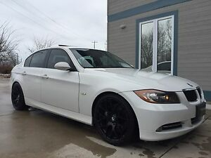 2008 BMW 335i twin turbo sport model