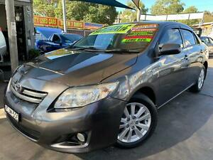 """TOYOTA COROLLA CONQUEST 2007 """"AUTO"""" FULL OPTIONED LONG FEB/2021 REGO**** FREE 5 YEAR WARRANTY Bass Hill Bankstown Area Preview"""