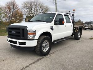 2008 Ford F-350 flatbed XLT