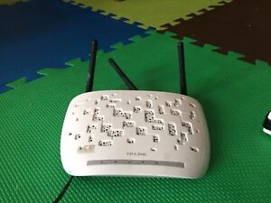 Routeur wireless 300n et modems adsl2+