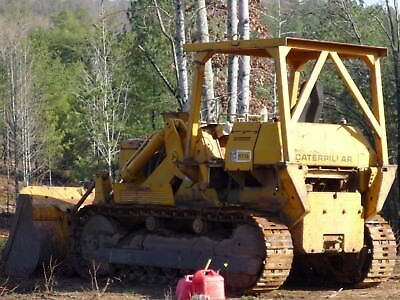 Cat 977L Crawler Track Loader Needs new flywheel AS-IS for Parts / Repair