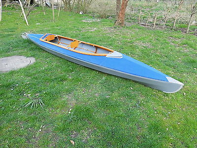 Faltboot Kolibri III MTW Folding kayak gut erhalten