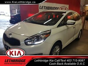 2014 Kia Rondo EX CLEAN CARPROOF, LOW KMS, LEATHER