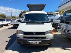 VW Transporter* Diesel* Manual* Pop-top *Battery* Outdoor Shower*Kitchen* Convert. Seating/Dbl Bed* Broadview Port Adelaide Area Preview
