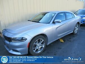 2017 Dodge Charger SXT AWD | 3.6L V6 | HEATED SEATS | REMOTE STA