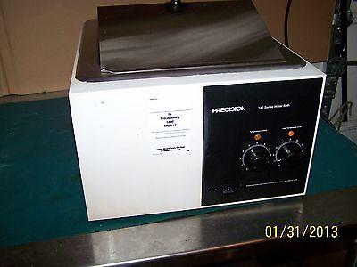 Precision Scientific 180 Series Water Bath Cat 66648 100c